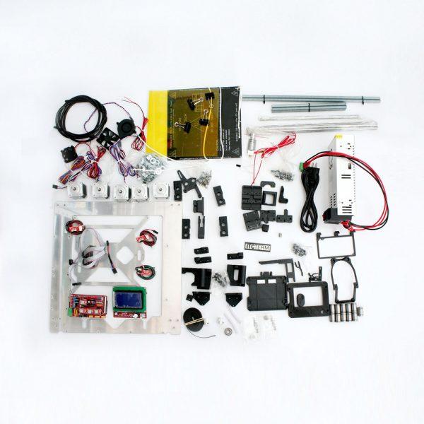 Conjunto Completo de Peças ITCTERM RepRap Prusa i3 Rework